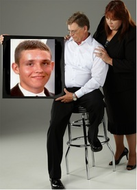 Frankie Milley and her husband remember her son Ryan, who died as a result of meningitis.