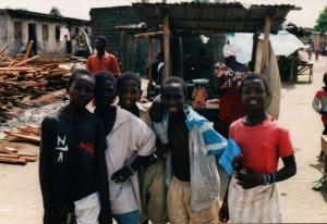 AfricanKids