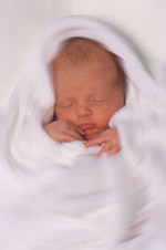 """Gabrielle """"Brie"""" Romaguera, born January 13, 2003.  Passed away as a result of pertussis infection on March 6, 2003."""