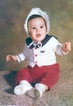 Sam Bennett baby pic