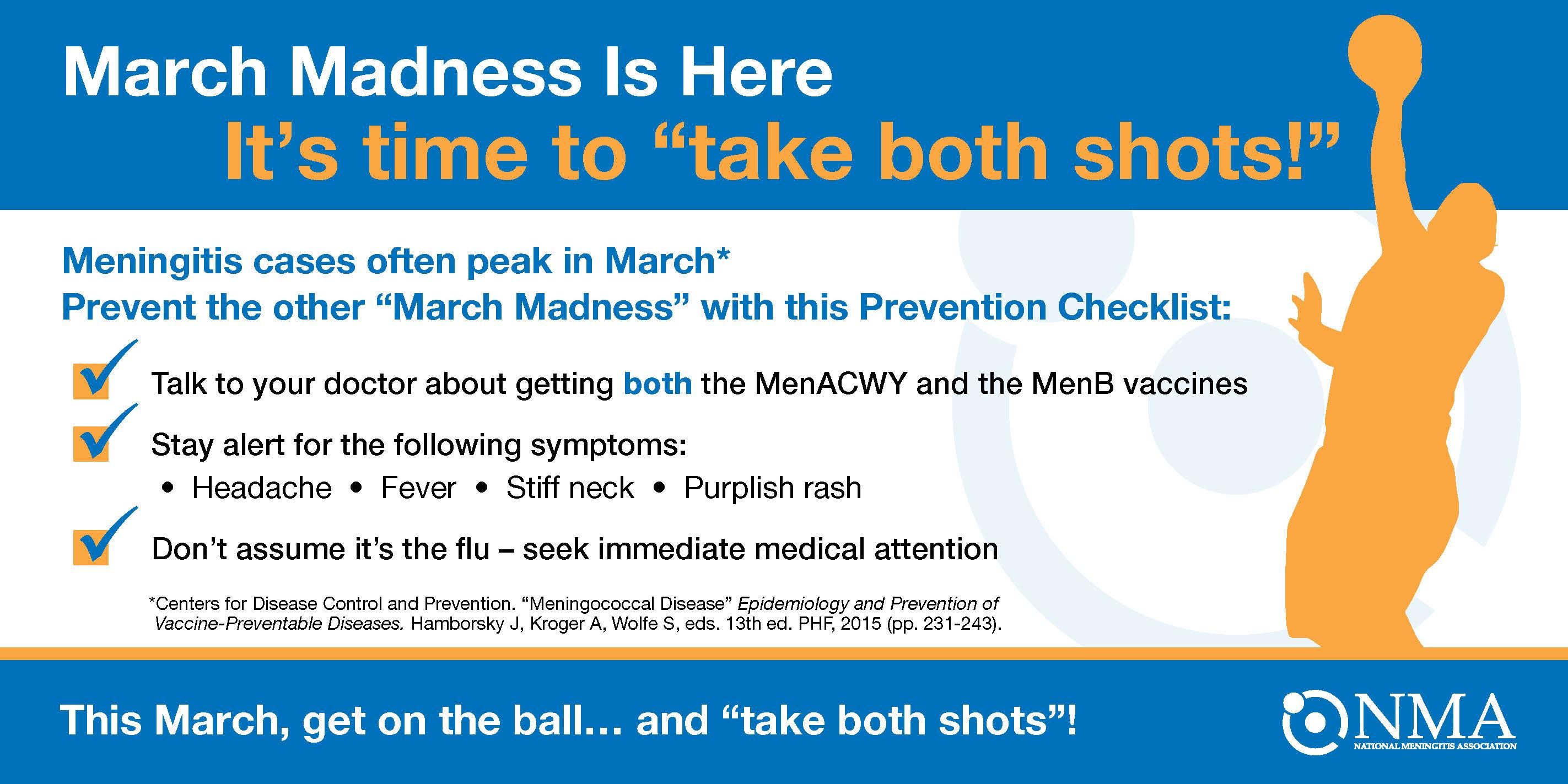 meningitis | Shot of Prevention
